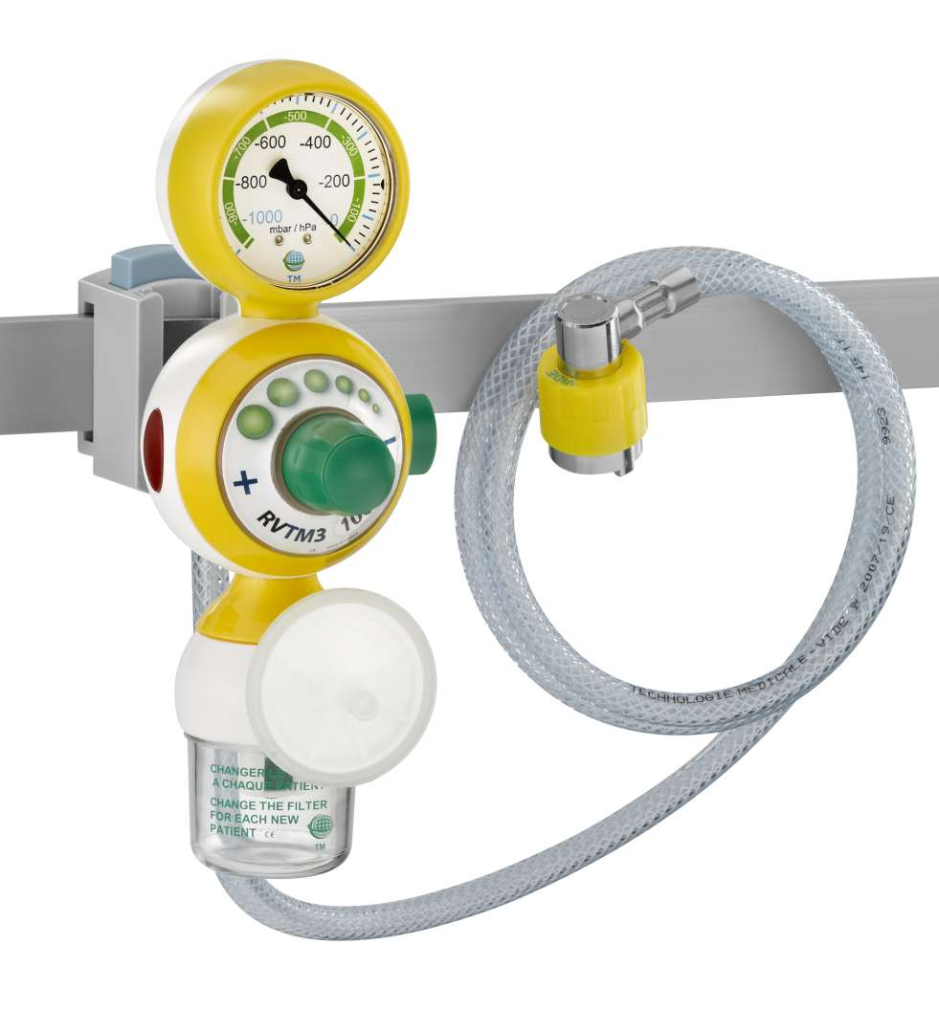 Vacuum regulators – RVTM3 – Technologie Médicale