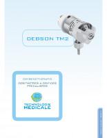 DEBSON TM2 (FR)