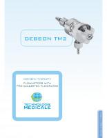 DEBSON TM2 (GB)